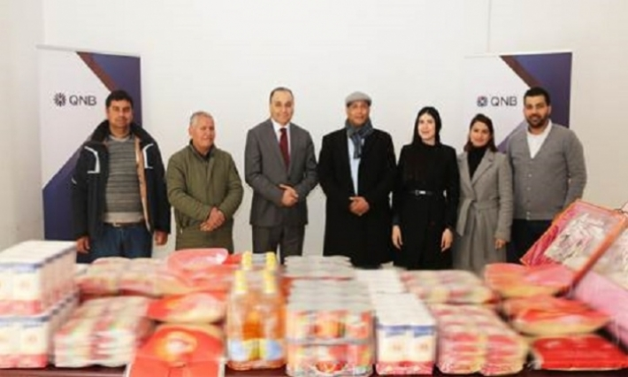 QNB Tunisia est déjà à son 4ème évènement annuel  « Hiver au chaud »