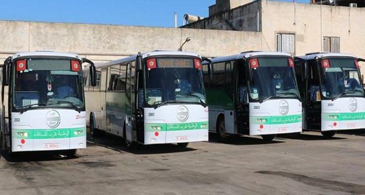 بداية من الغد: استئناف النقل العمومي للأشخاص بين المدن