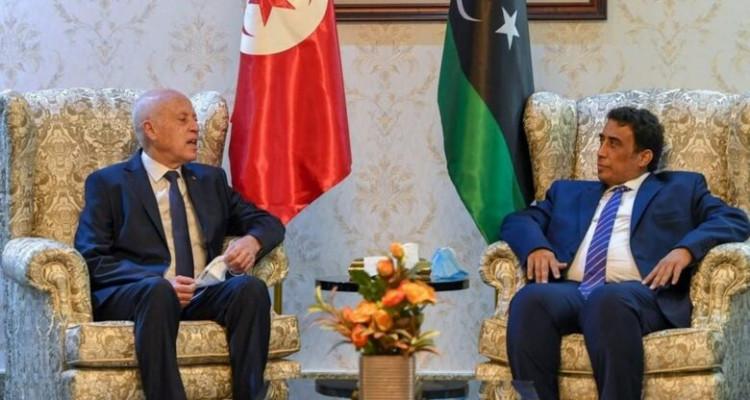 دعوة سعيّد  ورئيس المجلس الرئاسي الليبي الى التقصي حول التونسيين المفقودين
