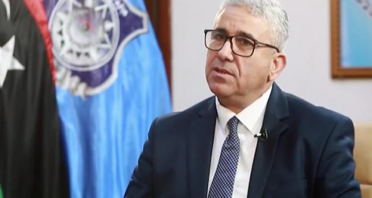 وزير الداخلية الليبي السابق فتحي باشاغا التعاون بين تونس وليبيا