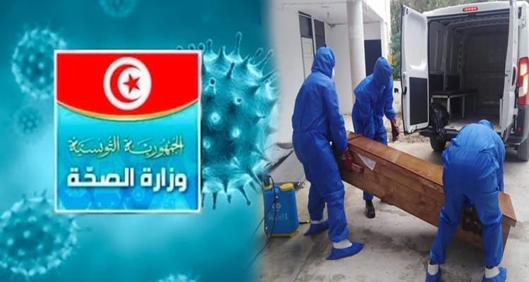 وزارة الصحة تكشف عن آخر حصيلة للوفيات والإصابات بكورونا