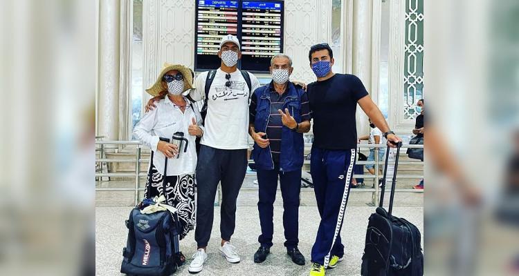 أسامة الملولي يشدّ الرحال الى طوكيو