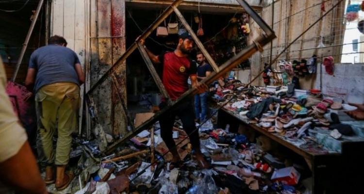 انفجار ارهابي يهزّ العاصمة العراقية بغداد