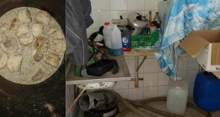 طبربة : حجز 100 كغ من الجبن الفاسد داخل مصنع عشوائي بالجديدة