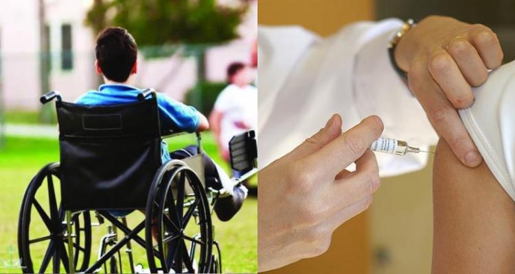 20 سبتمبر: انطلاق حملة تلقيح الأشخاص ذوي الإعاقة  ضد فيروس كوفيد1
