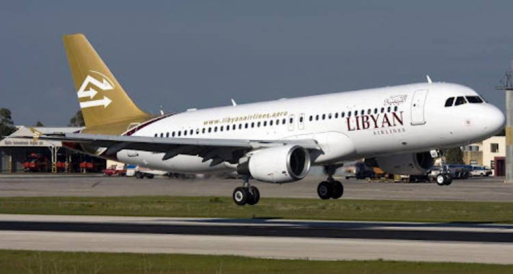 الخطوط الليبية تعلن استئناف رحلاتها الى تونس
