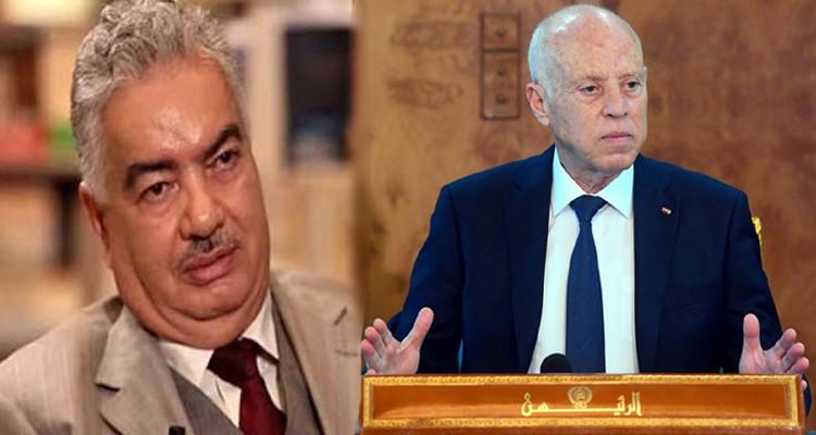 رضا لينين: مشروع رئيس الجمهورية  لا يحتاج إلى اقناع أعدائه
