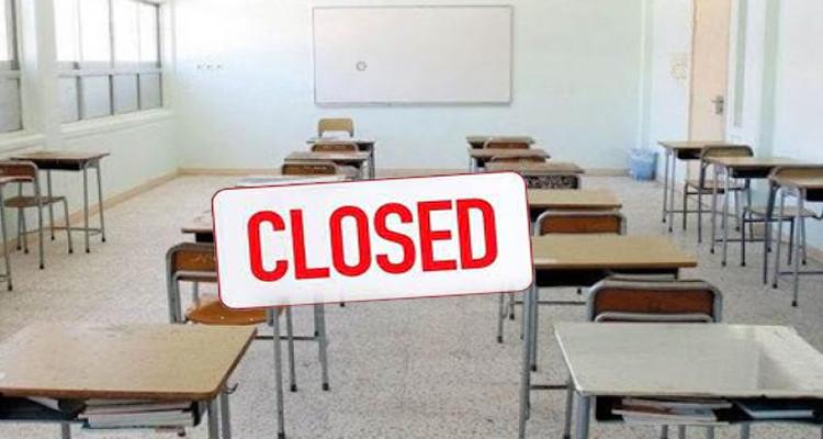 القصرين: غلق قسمين بالمدرسة الإعدادية العبادلة بسبب كورونا