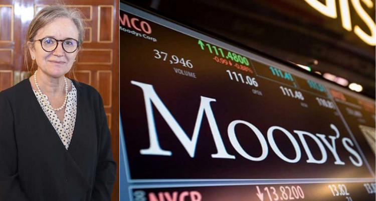 """مدير بالبنك المركزي: """"موديز"""" سعت بهذا التخفيض الى الضغط على حكومة  بودن"""