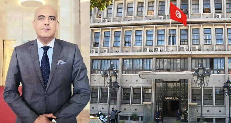 تعيين ياسر بنمصباح ناطقا رسميا باسم وزارة الداخلية