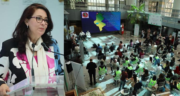 وزيرة الثقافة تشرف على اختتام مشروع ''اكتشف بلادي''