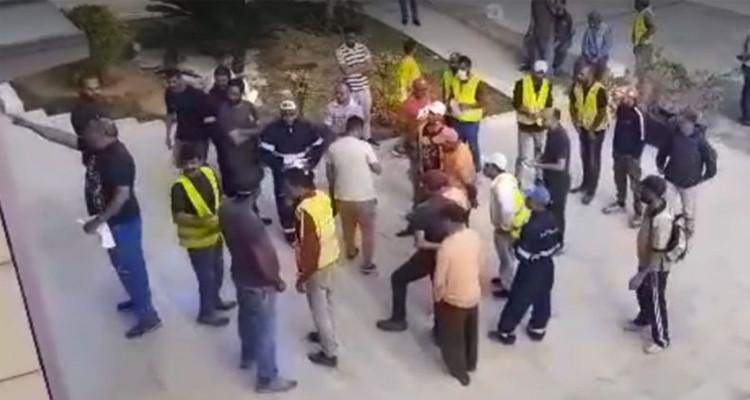 Le siège de Shems FM encerclé par des employés de la municipalité du Kram