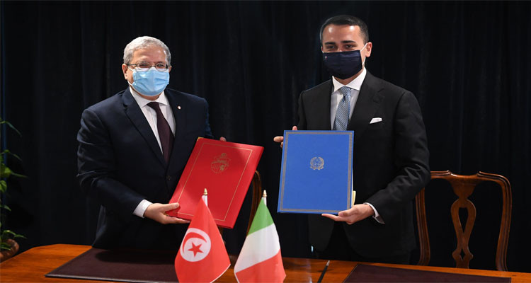 Accord de coopération de 200 millions d'euros entre la Tunisie et l'Italie