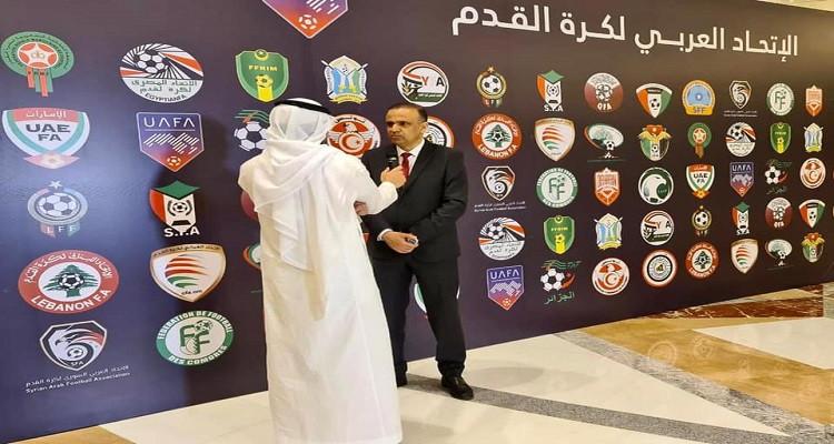 Wadi Jari élu au bureau exécutif de l'union arabe de football