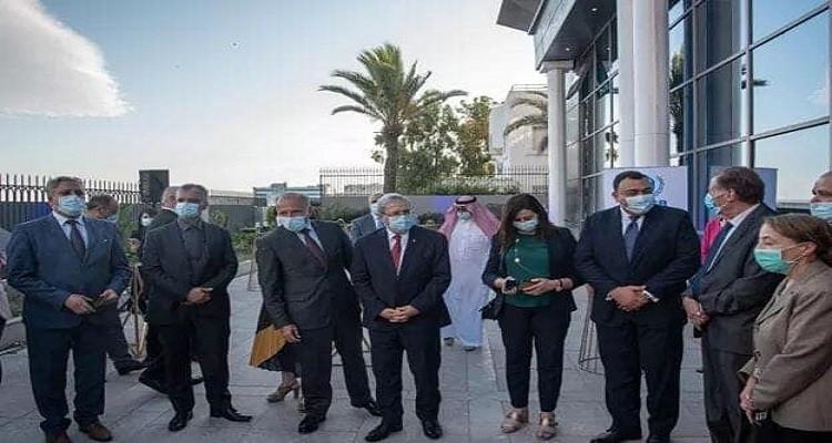 Inauguration du nouveau bureau de UNHCR en Tunisie