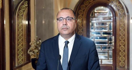 Hichem Mechichi limoge le président de l'Inlucc, Imed Boukhris
