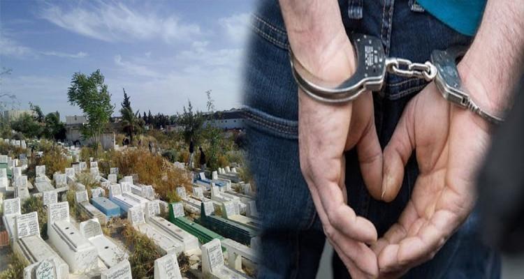 Arrestation de 5 personnes au cimetière El Jallez