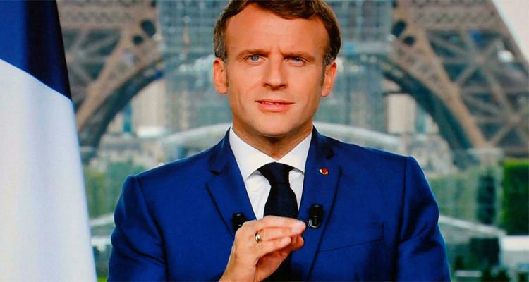 Emmanuel Macron : Je pense particulièrement à la Tunisie