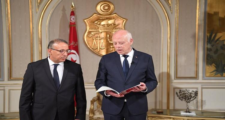 Ridha Gharsellaoui chargé de diriger le ministère de l'Intérieur
