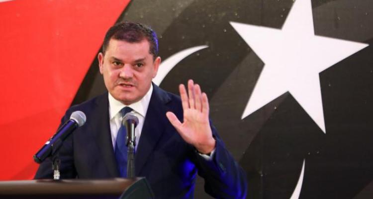 Dbaiba : Nous réfléchissons à fermer les frontières avec la Tunisie