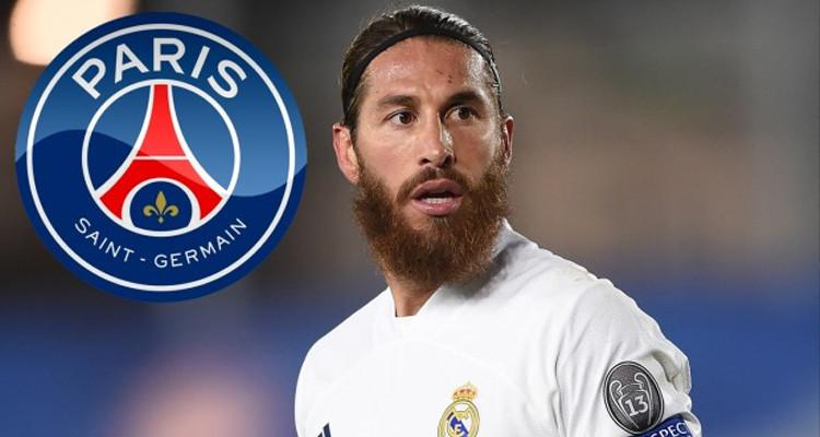 Le Paris Saint Germain trouve un accord avec Sergio Ramos