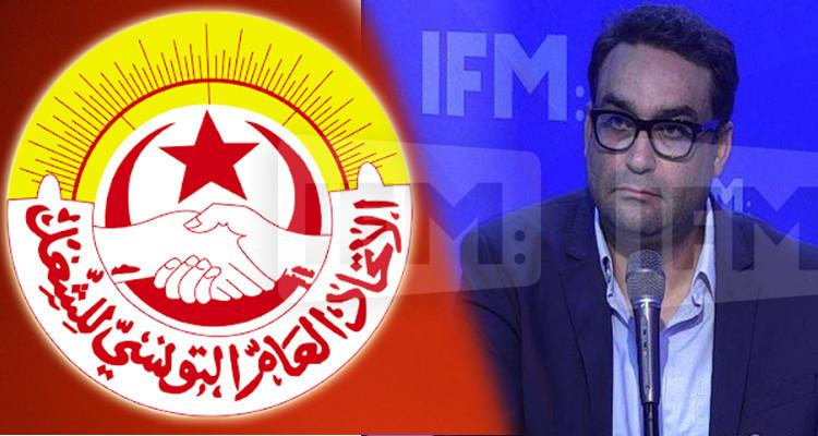 Chekib Derouich : la militarisation effraye l'UGTT
