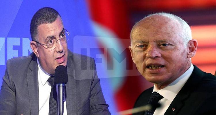 Iyadh Elloumi : Le Président de la République est dans une impasse