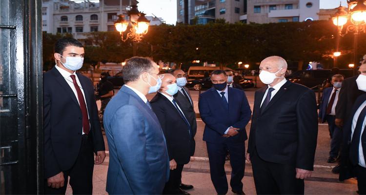 Kais Saied : Décréter le couvre-feu est une prérogative présidentielle