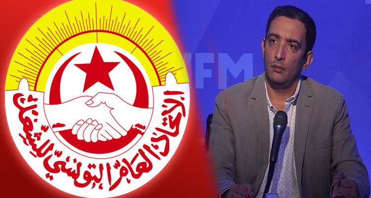 Yassine Ayari menace l'UGTT de porter plainte