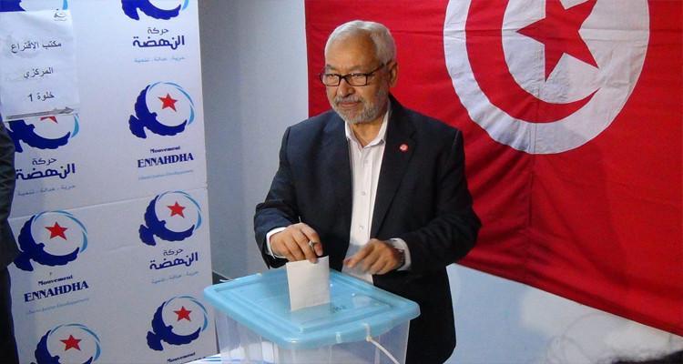 Rached Ghannouchi atteint du Covid-19