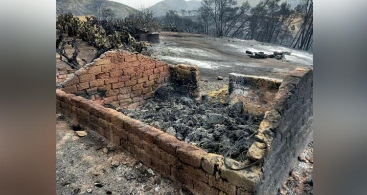 Ghardimaou : évacuation de 48 personnes à cause des flammes