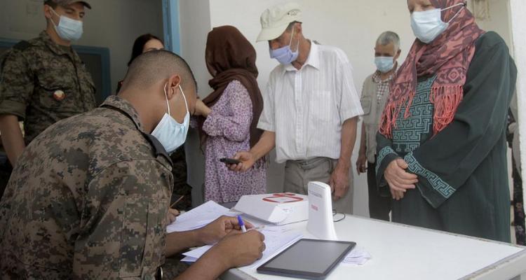 Siliana : vaccination de 2629 personnes à Kesra et à Errouhia