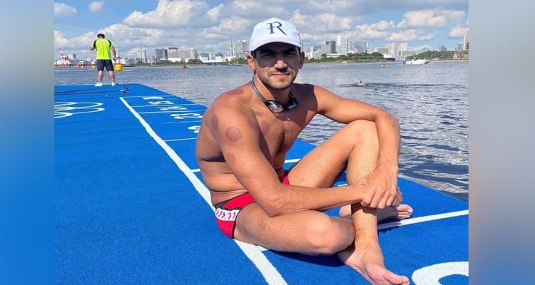 Jeux Olympiques : Oussama Mellouli à la 20éme place du marathon