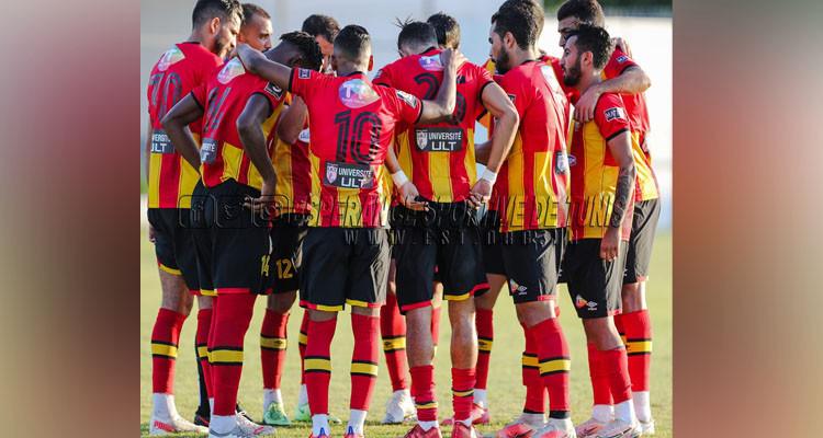 Espérance sportive de Tunis : deux matchs amicaux cette semaine