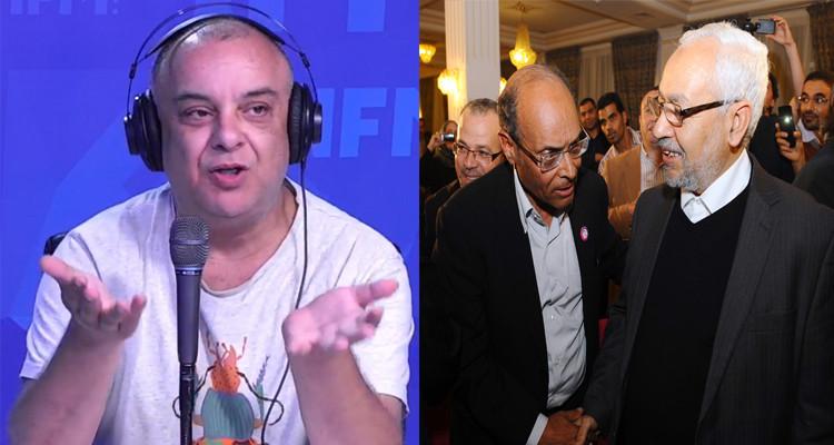 Hatem Belhaj : Moncef Marzouki a peur de Rached Ghannouchi