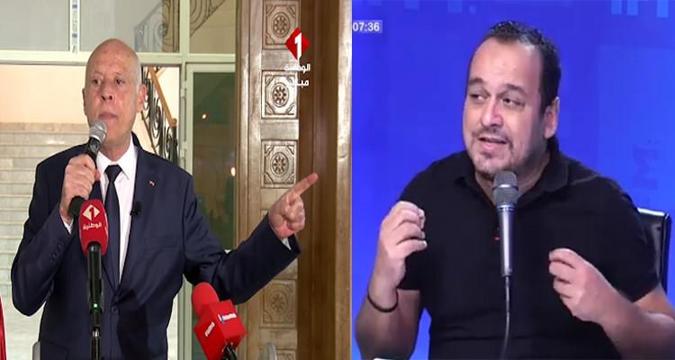 Mourad Zeghidi : La Télévision n'est pas le porte-voix de la Présidence