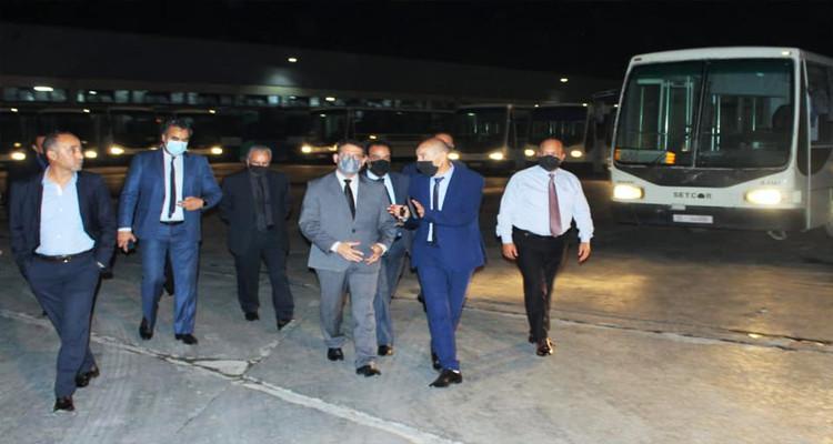 Ministre du Transport : Nous n'achèterons plus de bus usagers
