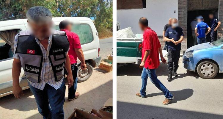 Bizerte : saisie de marchandises d'une valeur dépassant 100 mille dinars