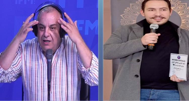Hatem Belhaj : Abdelhamid Bouchnek pense à arrêter la télévision