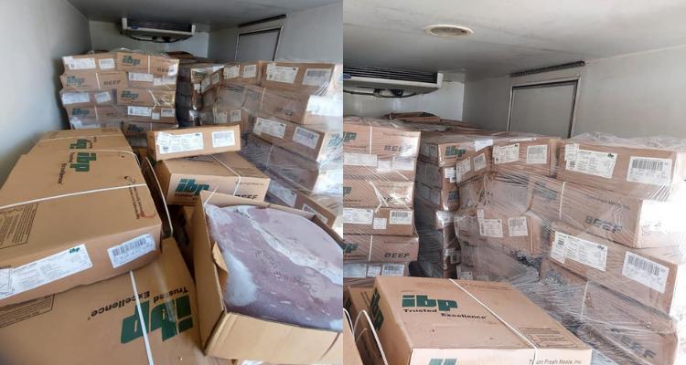 Kasserine : La douane saisit 5 tonnes de foie de veau