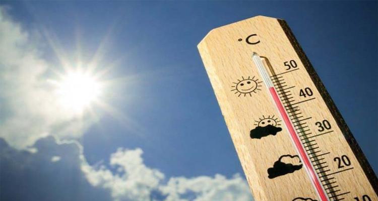Météo : Hausse des températures