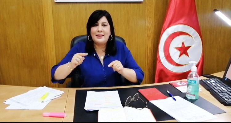 Abir Moussi : Saied n'a pas dissous le parlement