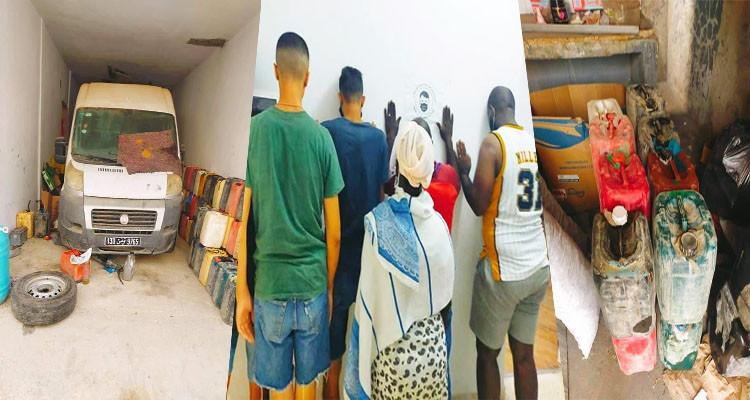 Sfax : Une opération d'immigration illégale avortée
