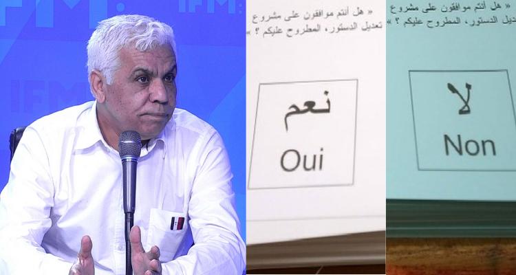 Safi Said : Un referendum pour amender la constitution serait un piège