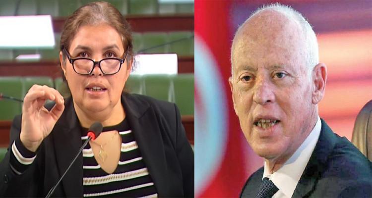 Le chef de l'Etat autorise la prise en charge de l'élue Hajer Bouhlel