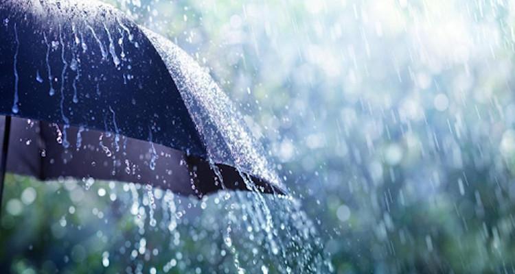 Météo : Risque de fortes pluies dans certaines régions