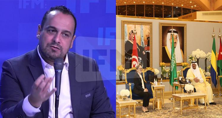 Mourad Zeghidi : Ne pas mettre de voile était en accord avec les Saoudiens