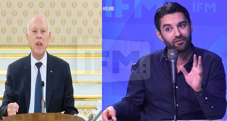 Wael Toukabri à Kais Saied : Ce sont les étrangers qui ont le financement