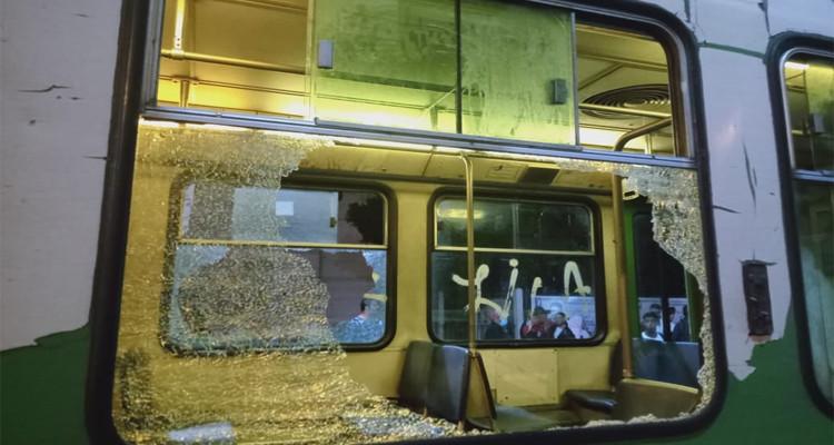 Jets de pierre du métro N°5 : Des sécuritaires parmi les blessés
