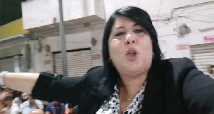 Après une agression à Béjà : Abir Moussi porte plainte